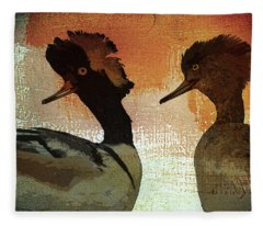 Duckology Fleece Blanket