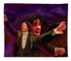 Dudamel Fleece Blanket