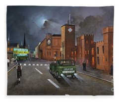 Dudley, Capital Of The Black Country Fleece Blanket