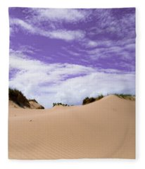 Dunas Fleece Blanket