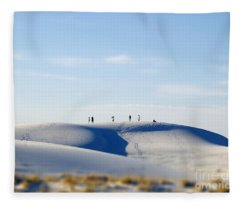 Dune Fleece Blanket