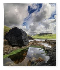 Duntulm Fleece Blanket