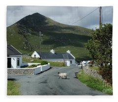 Durgort Achill Fleece Blanket
