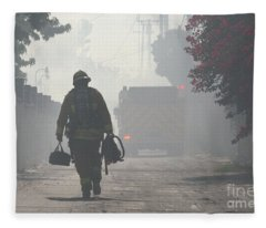 Duty Calls Fleece Blanket