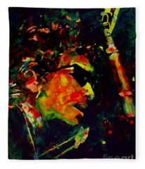 Dylan Fleece Blanket