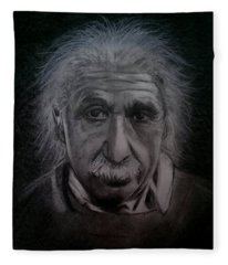E Mc2 Fleece Blanket