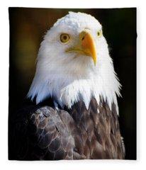 Eagle 14 Fleece Blanket