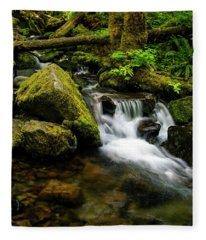Eagle Creek Cascade Fleece Blanket