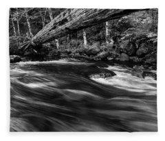 Eagle Creek  Fleece Blanket