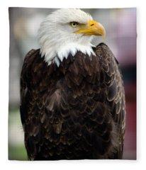 Eagle Fleece Blanket