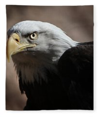 Eagle Eyed Fleece Blanket