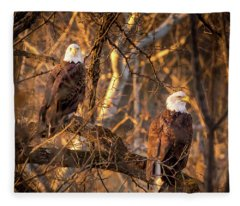 Eagles Fleece Blanket