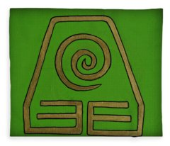 Earth Fleece Blanket
