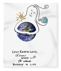 Earthhugger Fleece Blanket