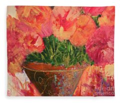 Color Your Blessings Fleece Blanket