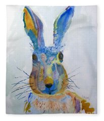 Easter Bunny Fleece Blanket