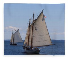 Eastward Fleece Blanket