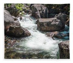 Easy Waters- Fleece Blanket