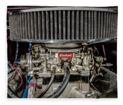 Edelbrock Fleece Blanket