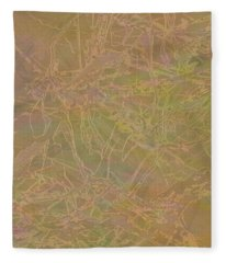 Edition 1 Maudlin Rose Fleece Blanket