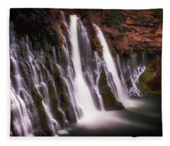 Eighth Wonder Of The World Fleece Blanket