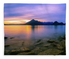 Elgol Fleece Blanket