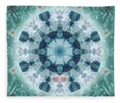 Eloquence Fleece Blanket