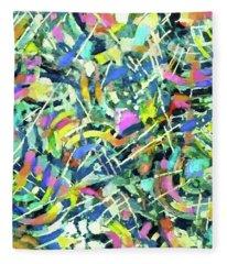 Emergence - Detail Fleece Blanket