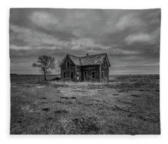Empty  Fleece Blanket