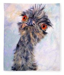 Emu Twister Fleece Blanket