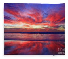Encinitas Energy Fleece Blanket