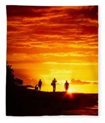 Endless Fiju Fleece Blanket