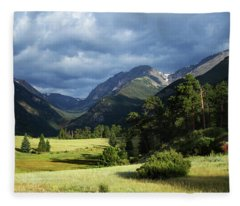 Endovalley Aftenoon Fleece Blanket