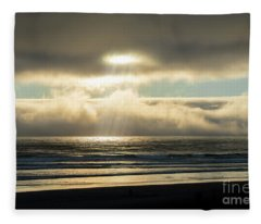 Enlightened Fleece Blanket