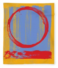 Enso Fleece Blanket