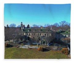 Eolia Mansion Fleece Blanket