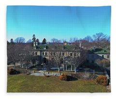 Eolia Mansion Fleece Blanket