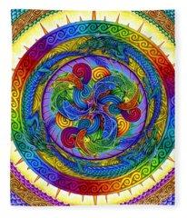 Epiphany Fleece Blanket