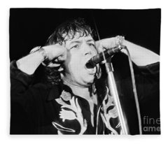 Eric Burdon In Concert-1 Fleece Blanket
