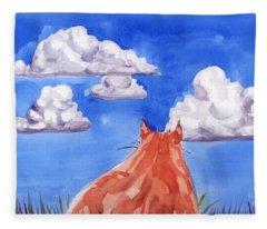 Ernesto's Dream Fleece Blanket
