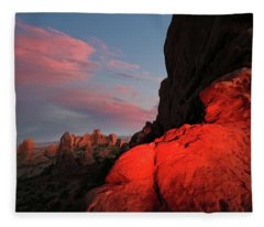 Erocktic Fleece Blanket