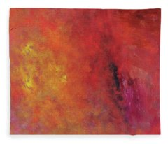 Escaping Spirits Fleece Blanket
