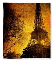 Architecture Fleece Blankets