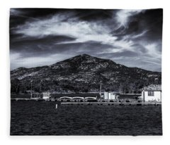 Eternal Sky Fleece Blanket