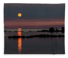 Eternal Summer Fleece Blanket