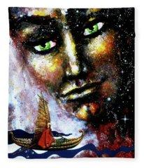 Eternal  Voyage Fleece Blanket