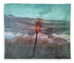 Ethereal In Nature Fleece Blanket