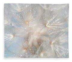 Ethereal Lightness Fleece Blanket