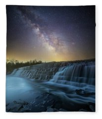 Even Flow Fleece Blanket