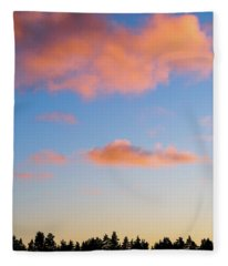 Every Ending Has A New Beginning Fleece Blanket